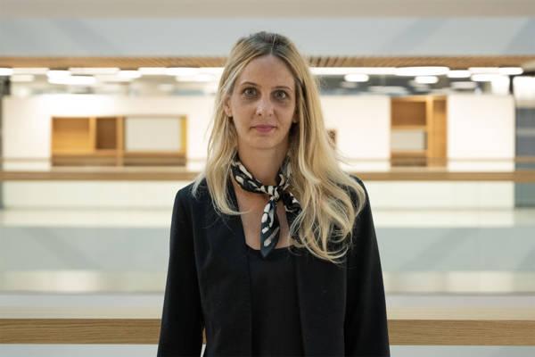 Susanne Roiser leitet das Forschungsfeld Green & Digital Strategies.