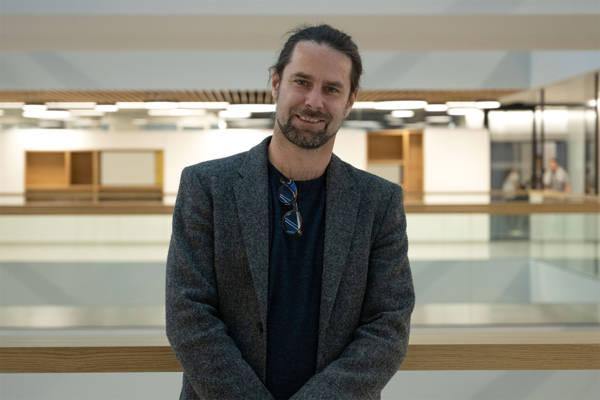 Tassilo Pellegrini leitet das Forschungsfeld Digital Business & Datenökonomie.