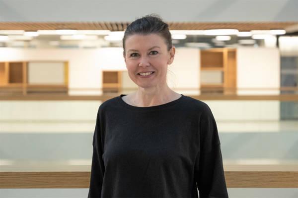 Monika Kovarova-Simecek leitet das Forschungsfeld Financial Communications.